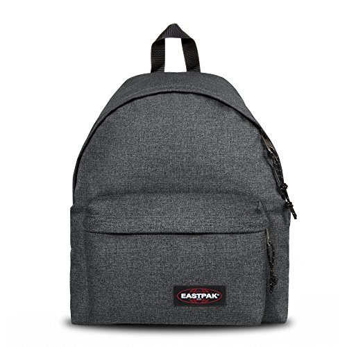 Eastpak Padded Pak'r Zaino Black denim