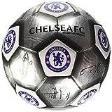 Chelsea F.C. Fußball Signature Silber (SV) Größe 5