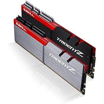 G SKILL F4-3200C14D-16GFX 16 GB (8 GB x 2) Flare X Series DDR4 3200
