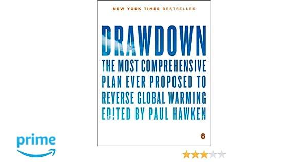 Amazon Fr Drawdown The Most Comprehensive Plan Ever