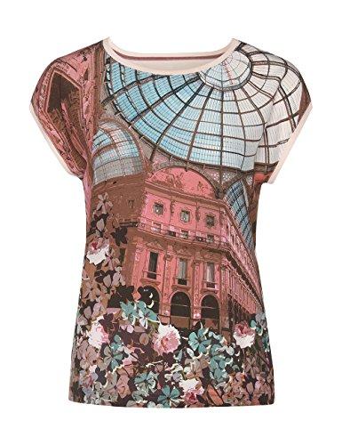 Marc Cain Collections Damen T-Shirt Rosa (flamingo 234)