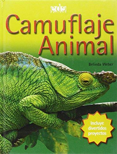 Camuflaje animal por Belinda Weber