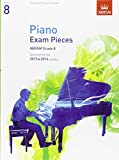 Piano Exam Pieces 2015 & 2016, Grade 8: Selected from the 2015 & 2016 syllabus (ABRSM Exam Pieces)