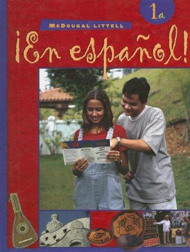 En Espanol!: Level 1