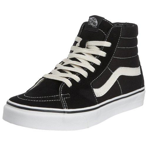 vans-herren-u-sk8-hi-high-top-sneakerschwarz-schwarz-fog-44-eu-95-uk