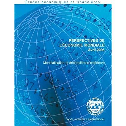 World Economic Outlook, April 2005: Globalization and External Imbalances