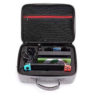 LoKauf Tasche Koffer Rucksack Case für Nintendo Switch