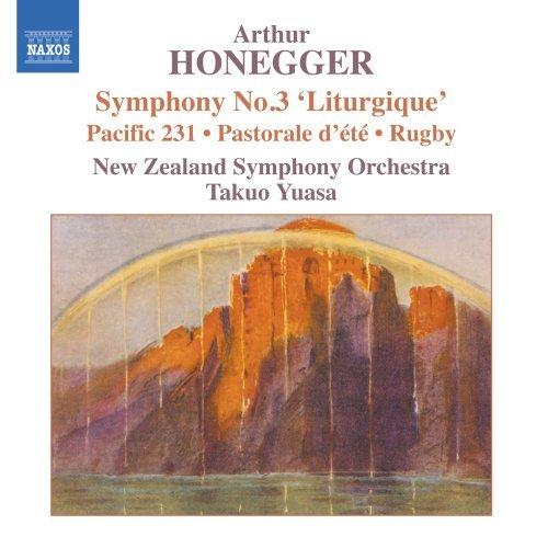 Arthur Honegger: Symphony No. 3 Liturgique/Pacific 231/Pastorale d'?Rugby (2004-09-21) (21 Rugby)