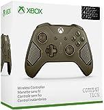 Manette sans fil pour Xbox One - édition spéciale: Combat Tech + code Gears of War 4