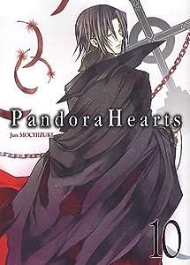 Pandora Hearts Edition simple Tome 10