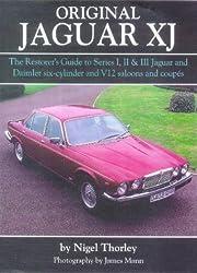 Original Jaguar XJ by Nigel Thorley (1998-12-14)