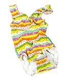 Fashy fille-slips de bain 1 pièce avec couche Multicolore Multicolore