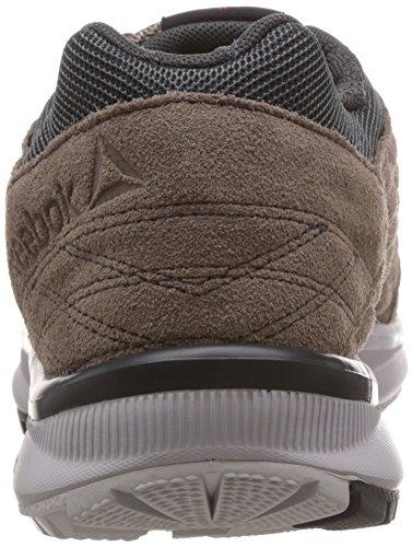 Reebok Dmx Off Road, Chaussures de marche homme Gris - Grau (Trek Grey/Black/Gravel/Steel)