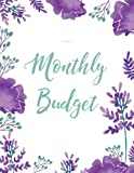 #9: Monthly Budget Planner: Budget Planning, Financial Planning Journal, Monthly Expense Tracker and Organizer (Bill Tracker, Expense Tracker, Home Budget Book): Volume 1 (Weekly Budget Planner)