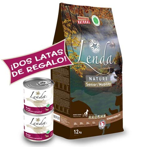 Lenda Nature Senior Mobility & Urinary Protect - Comida