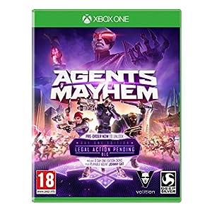 Agents of Mayhem: Day One Edition (XBOX One) [UK IMPORT]