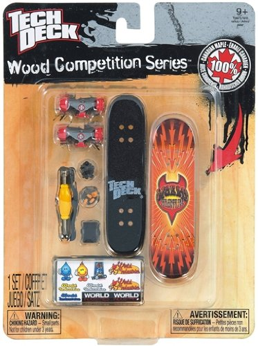 Tech Deck Wooden Performance Board - Fingerboard original - (sortiert) ()