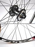 "Momentum Boulder MX/15mm 26"" Front Disc Wheel. Mach 1 MX Disc Rim /"