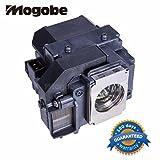 Mogobe ELPLP54 Compatible Projector Lamp...