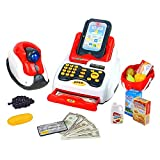 Best Toy Cash Registers - Nuheby Cash Register Toy Pretend Money Toy Till Review