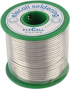 "2.0mm 0.08/"" Dia 63//37 Tin Lead Rosin Core Soldering Iron Solder Wire Reel"