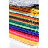 Pack MAXI fieltro fino 32 colores