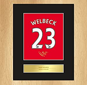 Danny Welbeck Arsenal montage Photo artistique