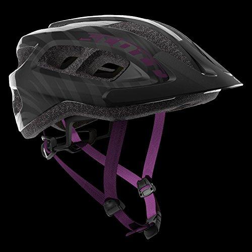 casque-scott-supra-black-violet