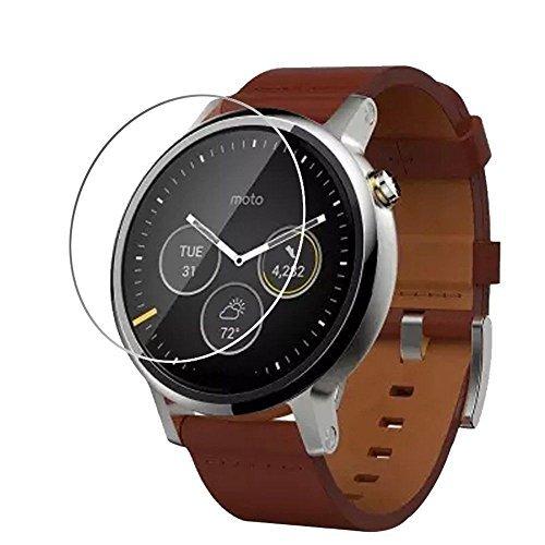 iknowtech gehärtetem Glas LCD-Bildschirmschutzfolie für Motorola Moto 3602Nd 46mm Armbanduhr