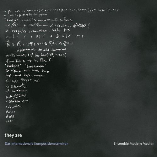 Preisvergleich Produktbild they are - Das Internationale Kompositionsseminar