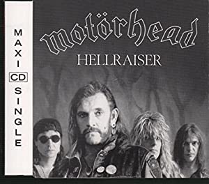 Motörhead - HellRaiser_Best of the Epic Years