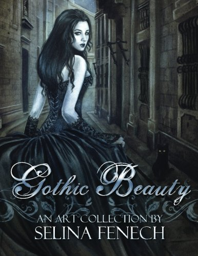 Gothic Beauty: An Art Collection by Selina Fenech: Volume 1 por Mrs Selina Fenech