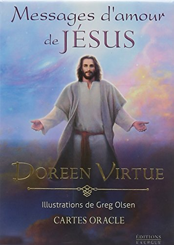 Messages d'amour de Jésus : Coffret avec cartes par Doreen Virtue