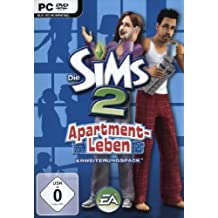 Die Sims 2 - Apartment - Leben (Add - On) [Software Pyramide] - [PC]