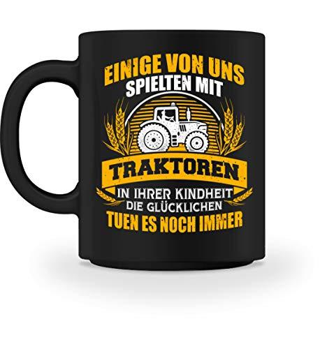 Shirtee Mit Traktoren spielen - Landwirt Bauer Landwirtin Bäuerin Landwirtschaft Traktor...