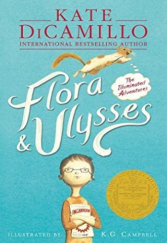 Flora & Ulysses: The Illuminated