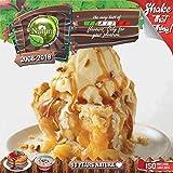 E JUICE - 100ml E Liquide Shake & Vape - Project Entropy (Caramel au beurre, vanille mexicaine, noix de coco légère, crème vanille Bourbon) - Eliquide Sans Nicotine