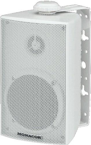 Monacor ESP-215/WS PA-Wandlautsprecher -