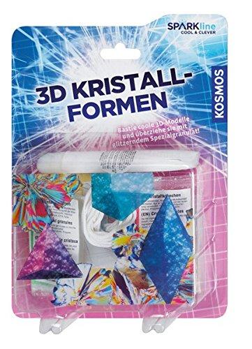 KOSMOS 650049 - 3D-Kristallformen