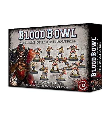 Games Workshop Blood Bowl - The Doom Lords 200-47