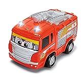 Dickie Toys 203814031 - RC Happy Scania Fire Engine, funkferngesteuertes Feuerwehrauto, für Kleinkinder ab 2 Jahren, 27 cm für Dickie Toys 203814031 - RC Happy Scania Fire Engine, funkferngesteuertes Feuerwehrauto, für Kleinkinder ab 2 Jahren, 27 cm