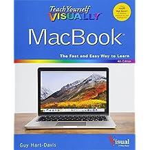 Teach Yourself VISUALLY MacBook (Teach Yourself VISUALLY (Tech))