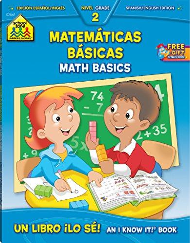 Matematicas Basicas / Math Basics por Barbara Bando, Ph.D. Irvin