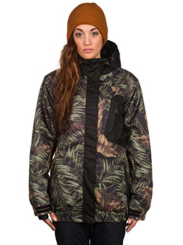 LIGHT Damen Outerwear - Jacke Bepop Rainforrest/Black