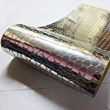 Embroiderymaterial Foil Mirror for Embroidery Blouse Craft Purpose(Round Shape, 770 Pieces)