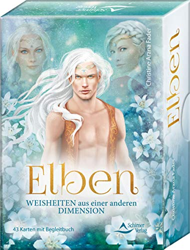 SET - Elben: Weisheiten aus einer anderen Dimension - 43 Karten mit Begleitbuch