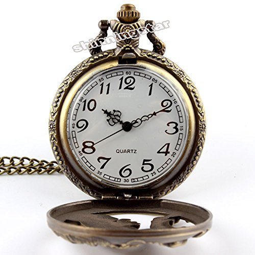 Uhren Neue Mode Vintage Bronze Hohl Dad Quarz Taschenuhr Männer Vater Halskette Anhänger Mit Kette Vater Der Tag Geburtstag Geschenke Uhr Waren Jeder Beschreibung Sind VerfüGbar