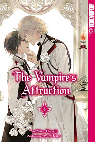 The Vampire´s Attraction - Band 4 (The Vampire's Attraction)