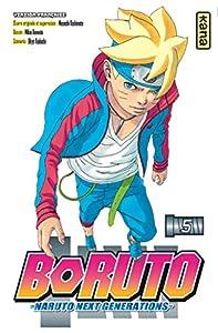 Boruto - Naruto Next Generations Edition simple Tome 5
