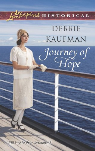 Journey of Hope (Mills & Boon Love Inspired Historical)